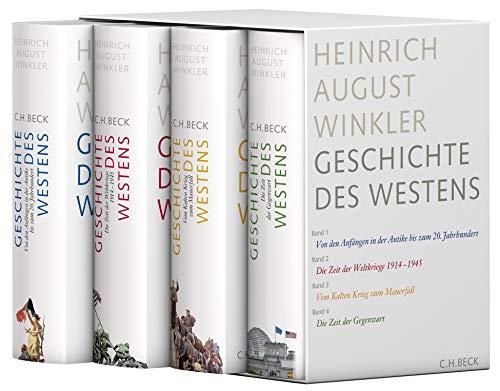 Geschichte des Westens: in 4 Bänden