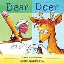 Dear Deer( A Book of Homophones)[DEAR DEER][Paperback]
