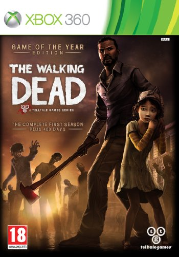 The Walking Dead Game of the Year Edition (Xbox 360) [Import UK]