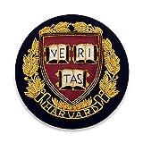 Sew On'Harvard' Bullion Crest Applique