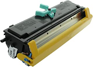 PRINT-RITE C13S050521 Epson M1200 Cartucho de tóner Compatible para Epson Aculaser M1200,1 Negro