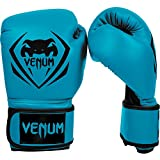 Best Boxing Gloves 16ozs - Venum Contender Boxing Gloves - Blue - 16-Ounce Review