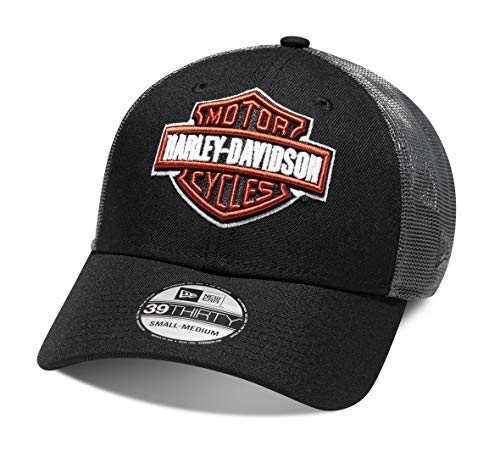 Harley-Davidson Herren 39Thirty Contrast Back Cap - - SMALL