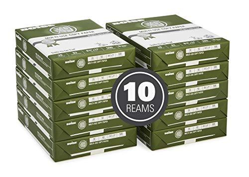 "BOISE X-9 Multi-Use Copy Paper, 8.5"" x 11"" Letter, 92 Bright White, 20 lb., 10 Ream Carton (5,000 Sheets) Photo #5"