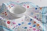 Maison d' Hermine Flower in The Field 100% Baumwolle Weiches und bequemes 4er-Set Servietten Perfekt für Familienessen | Hochzeiten | Cocktail | Küche | Startseite | Frühling/Sommer (45 cm x 45 cm) - 2