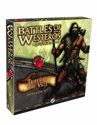 Fantasy Flight Games- Batallas de Poniente. Las tribus del Valle, Color (FFGBW06)