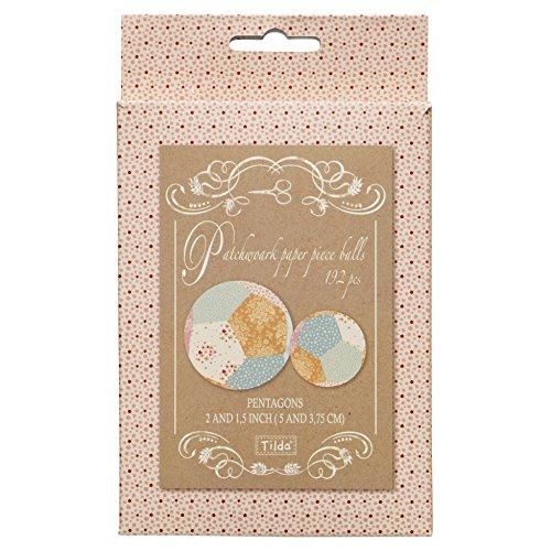 Tilda Spring Diaries, Papier, Mehrfarbig, 12,5x 1,5x 12,5cm