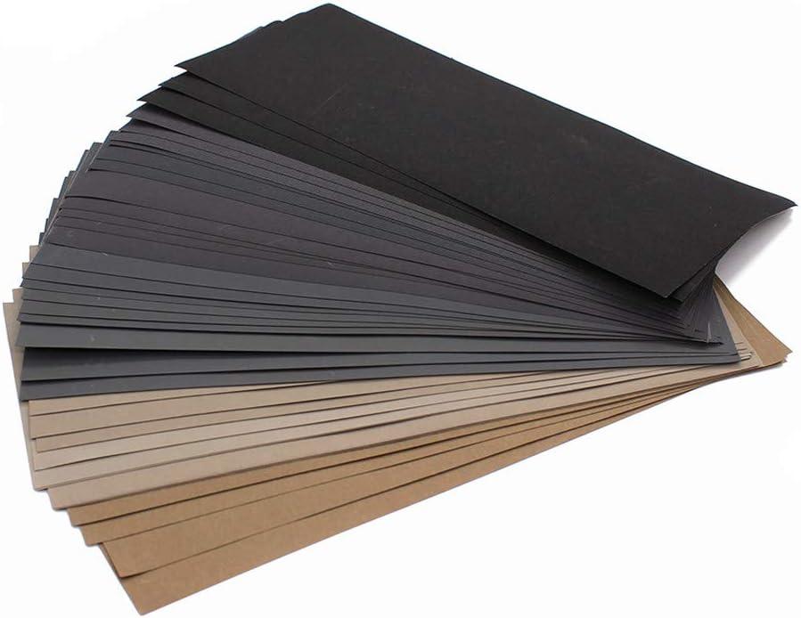 LOOMUCI Sandpaper 9x3.6