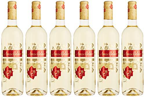 Amselfelder Blanc Lieblich Kosovo Weißwein (6 x 0.75 l)