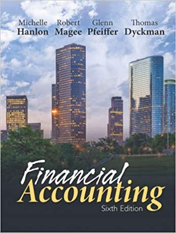 Compare Textbook Prices for FINANCIAL ACCOUNTING 6th Edition ISBN 9781618533111 by Thomas Dyckman