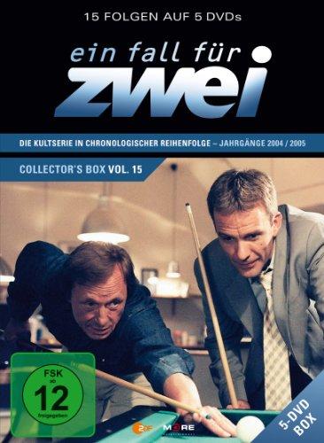 Ein Fall für Zwei - Collector's Box 15 [5 DVDs]