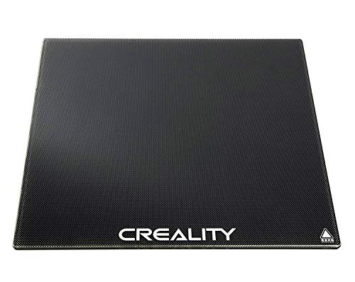 Creality 3D CR-10/ CR-10S Tempered Glass Bed New Upgrade Heated Bed Built Platform Plate for CR-10/CR-10S 310x 310x 4mm