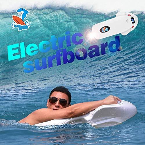 3200W 36V 12AH batería eléctrica Tabla de Surf Adulto mar Scooter mar Scooter Blanco BJY969