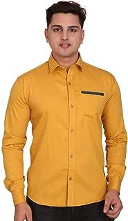 Life Win Casual Shirt for Men 100% Pure Cotton