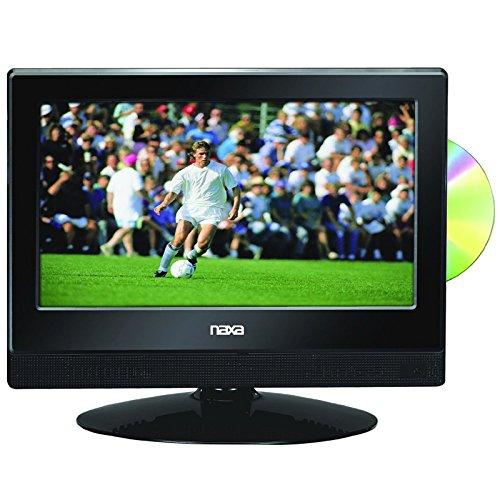 NAXA NTD1354 13.3' Widescreen Led HDTV/DVD Combination