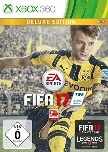 FIFA 17 - Deluxe Edition (exkl. bei Amazon.de) - [Xbox 360]