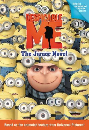 Despicable Me: The Junior Novel (English Edition)