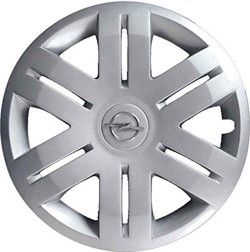 9155 - 4x Enjoliveurs pour roues 16'