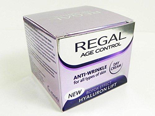 Regal Anti-aging Day Cream - Argireline & Ha Hyaluronic Acid - Botox Effect, Remove Wrinkles, Face-neck-skin Firming
