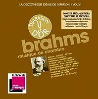 La discotheque ideale de Diapason, vol. 6 / Brahms : Musique de chambre.