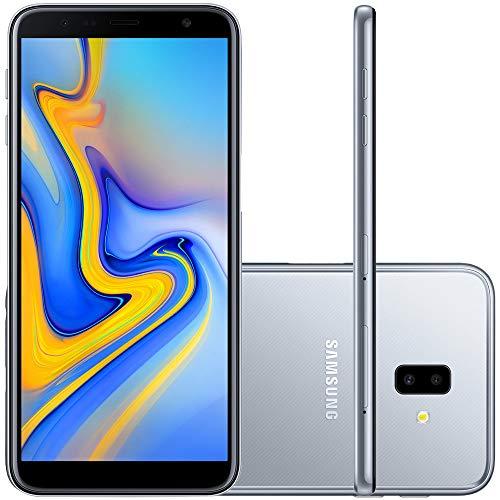 Samsung J610G Galaxy J6 Plus, Samsung, SM-J610GZAJZTO, 32 GB, 6.0'', Prata