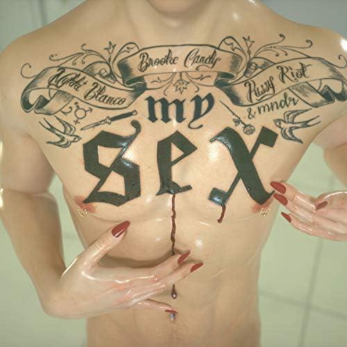 Brooke Candy feat. Pussy Riot, MNDR & Mykki Blanco