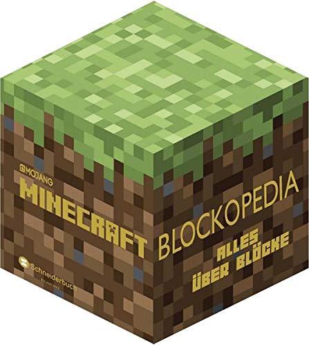 Minecraft, Blockopedia: Alles über Blöcke (Minecraft - Spezialwissen)