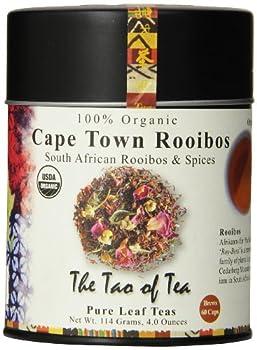 The Tao of Tea Cape Town Rooibos Tea Loose Leaf 4 Ounce Tin