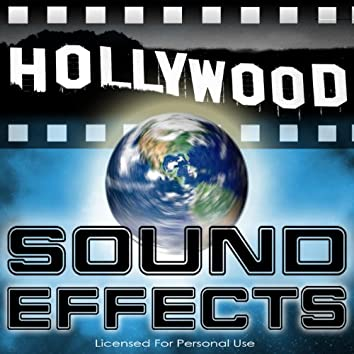Hollywood Sound Effects - Volume 2