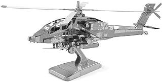 Metal Earth- Helicóptero Apache AH-64 (Fascinations MMS083)