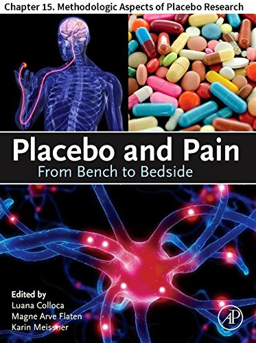 Placebo and Pain: Chapter 15. Methodologic Aspects of Placebo Research (English Edition)