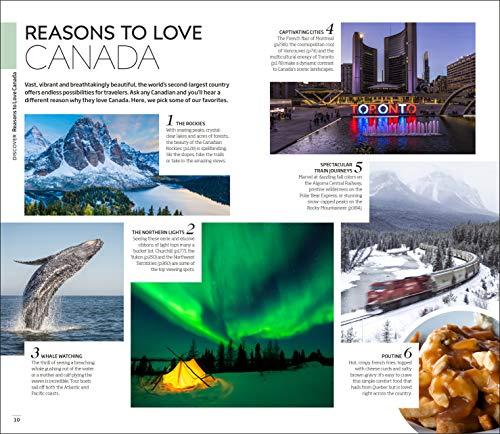 DK Eyewitness Canada (Travel Guide)