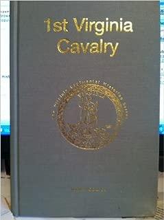 First Virginia Calvary (Virginia Regimental Histories)