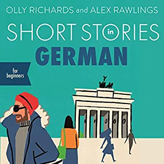 Short Stories in German for Beginners                   By:                                                                                                                                 Olly Richards,                                                                                        Alex Rawlings                               Narrated by:                                                                                                                                 Gido Schimanski                      Length: 3 hrs and 12 mins     3 ratings     Overall 4.0