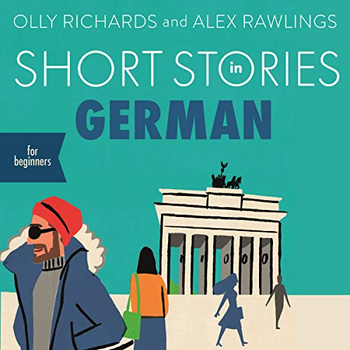 『Short Stories in German for Beginners』のカバーアート