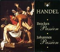 Brockes Passion / St John Passion by G.F. Handel