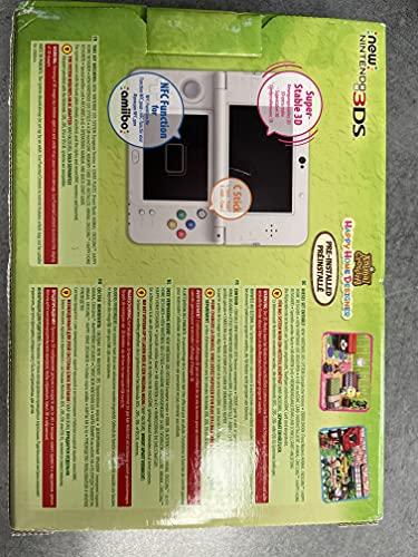 Console New Nintendo 3DS + Animal Crossing: Happy Home Designer Préinstallé [Importación Francesa]