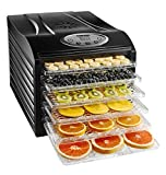Best Beef Jerky Makers - Chefman Food Dehydrator Machine Professional Electric Multi-Tier Food Review