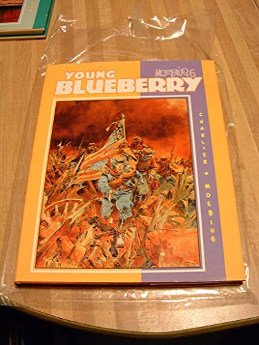 Title: Moebius 6 Young Blueberry