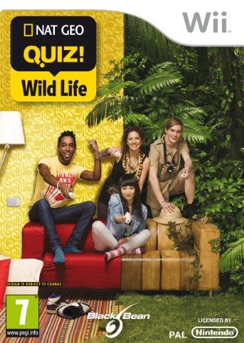 Nat Geo Quiz: Wild Life Wii [Importación inglesa]