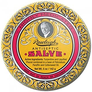 Antiseptic Salve - 4.5 oz - by WT Rawleigh (5 oz)