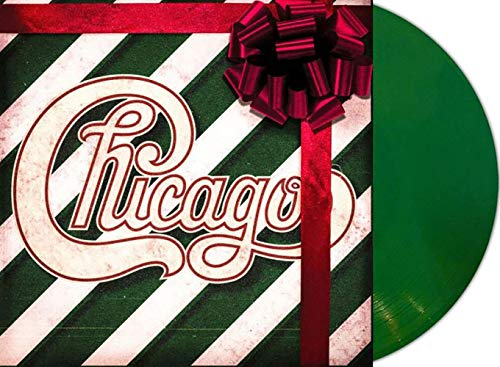 Chicago Christmas 2019 - Exclusive Limited Edition Green Colored Vinyl LP