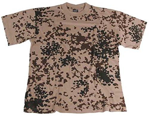 normani US/BW T-Shirt, klassisches Armee-T-Shirt, in 13 Auswahl, in den Größen S-3XL Farbe BW tropentarn Größe XXXL