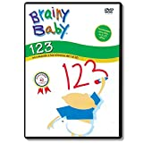 Brainy Baby Teach Your Child 123s: Numbers 1 to 20 DVD Classic Edition