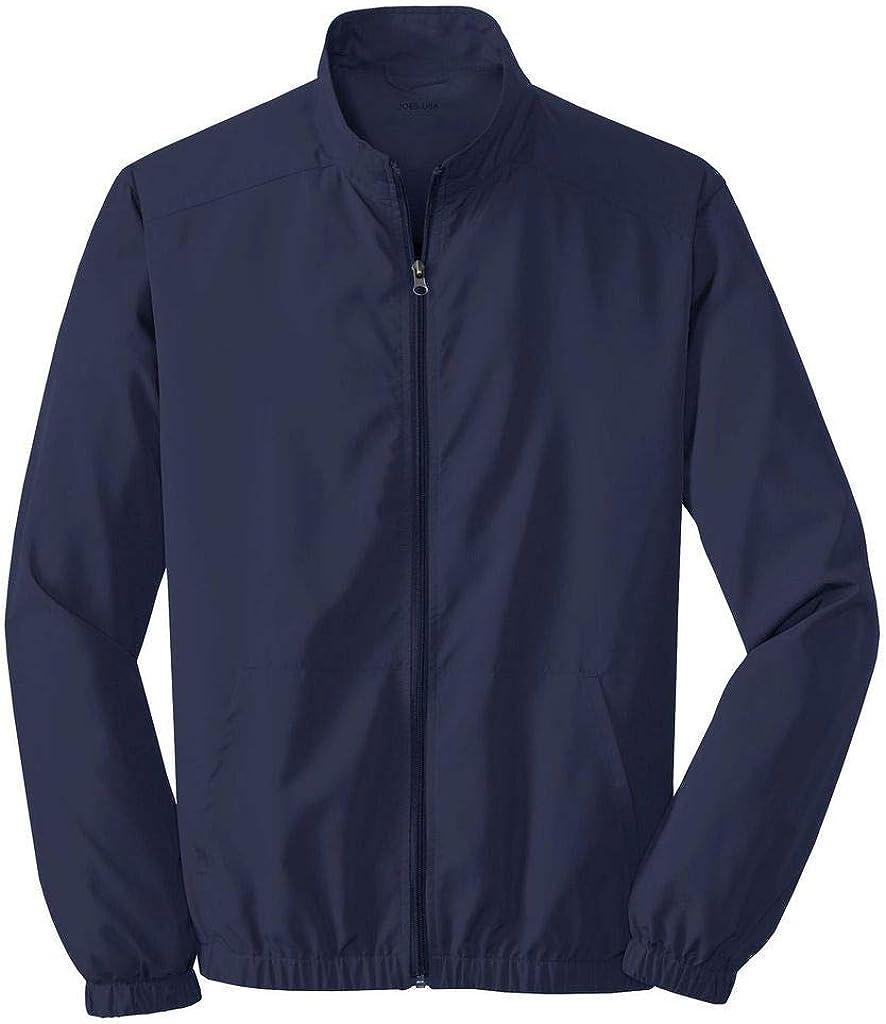Men's Lightweight Jackets in Sizes Adult XS-4XL