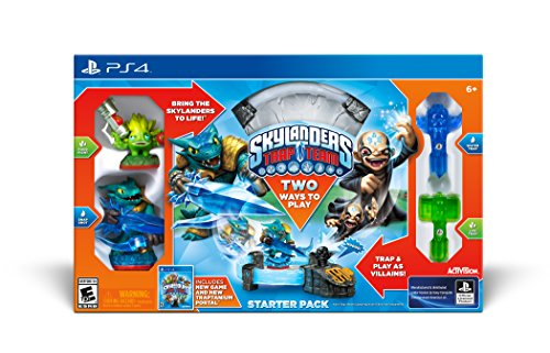 Skylanders Trap Team Starter Pack - PlayStation 4