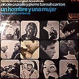 Francis Lai - Banda Sonora Original De La Pelicula Un Hombre Y Una Mujer - United Artists Records - HU 061-44