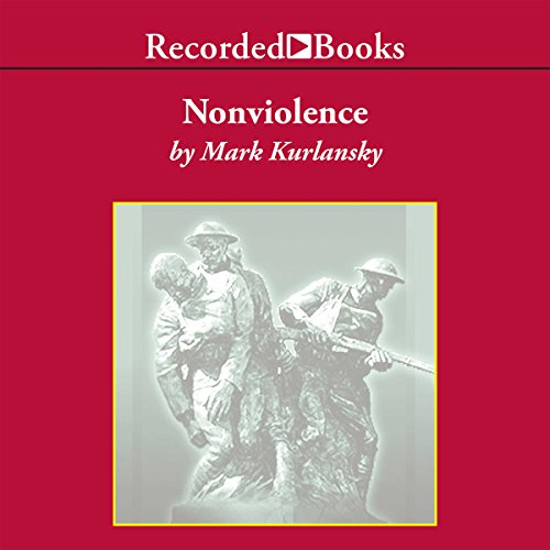 Nonviolence audiobook cover art