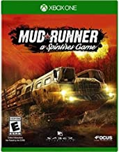 MudRunner: A Spintires game for Xbox One rated E - Everyone