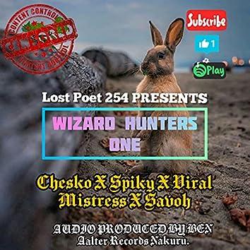 Wizard Hunters One